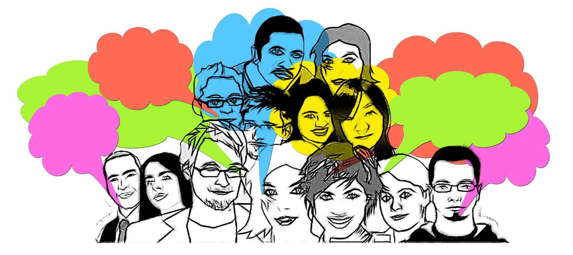 l'écosystème de Place des Liens, travailler ensemble, collboration, diversité, richesse, valeurs partagées